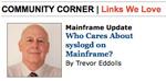 IBM Systems Magazine's Mainframe Extra eNewsletter